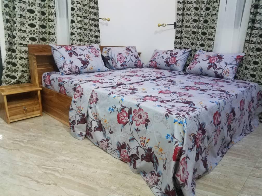 N° 5026 :                         Appartement meublé à louer , Sagbado , Lome, Togo : 200 000 XOF/mois