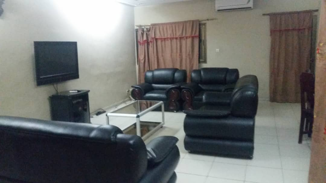 N° 4379 :                             Appartement meublé à louer , Avenou, Lome, Togo : 350 000 XOF/mois