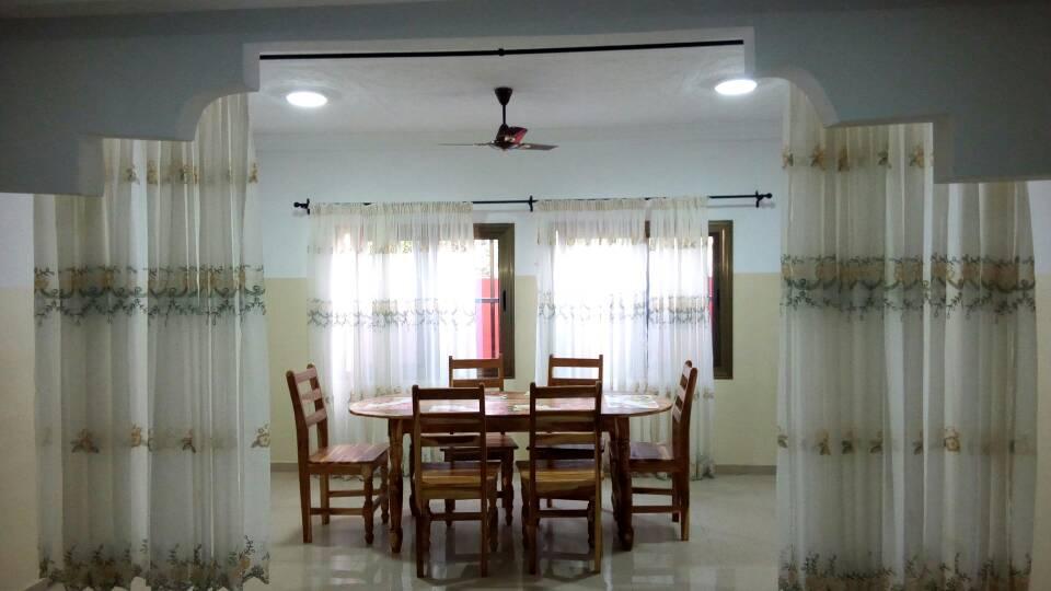 N° 4459 :                             Villa meublée à louer , Avenou, Lome, Togo : 400 000 XOF/mois