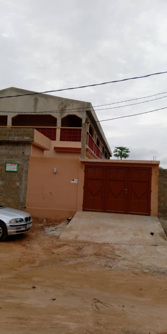 N° 4688 :                             Appartement à louer , Sagbado, Lome, Togo : 75 000 XOF/mois