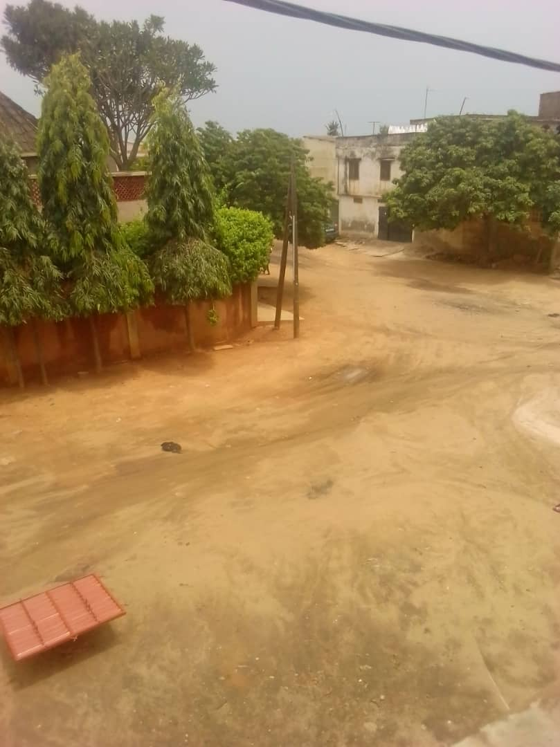 N° 4549 :                             Maison à vendre , Hedzranawoe, Lome, Togo : 22 000  000 XOF/vie