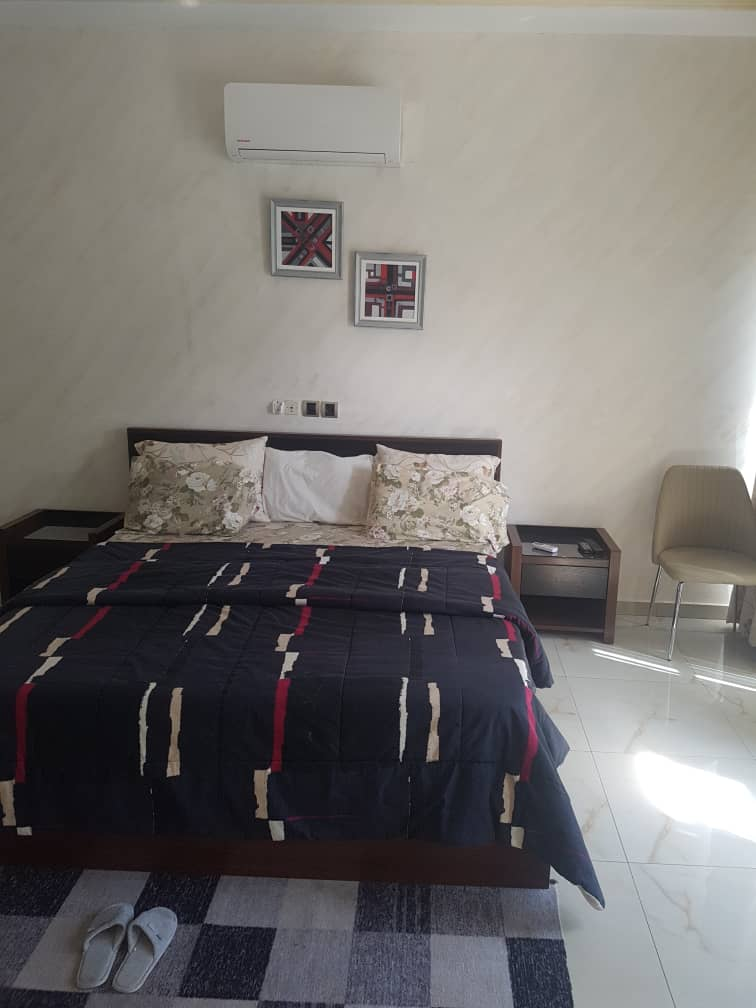 Appartement meublé à louer , adidogome                     , Lome : 600 000 FCFA/mois