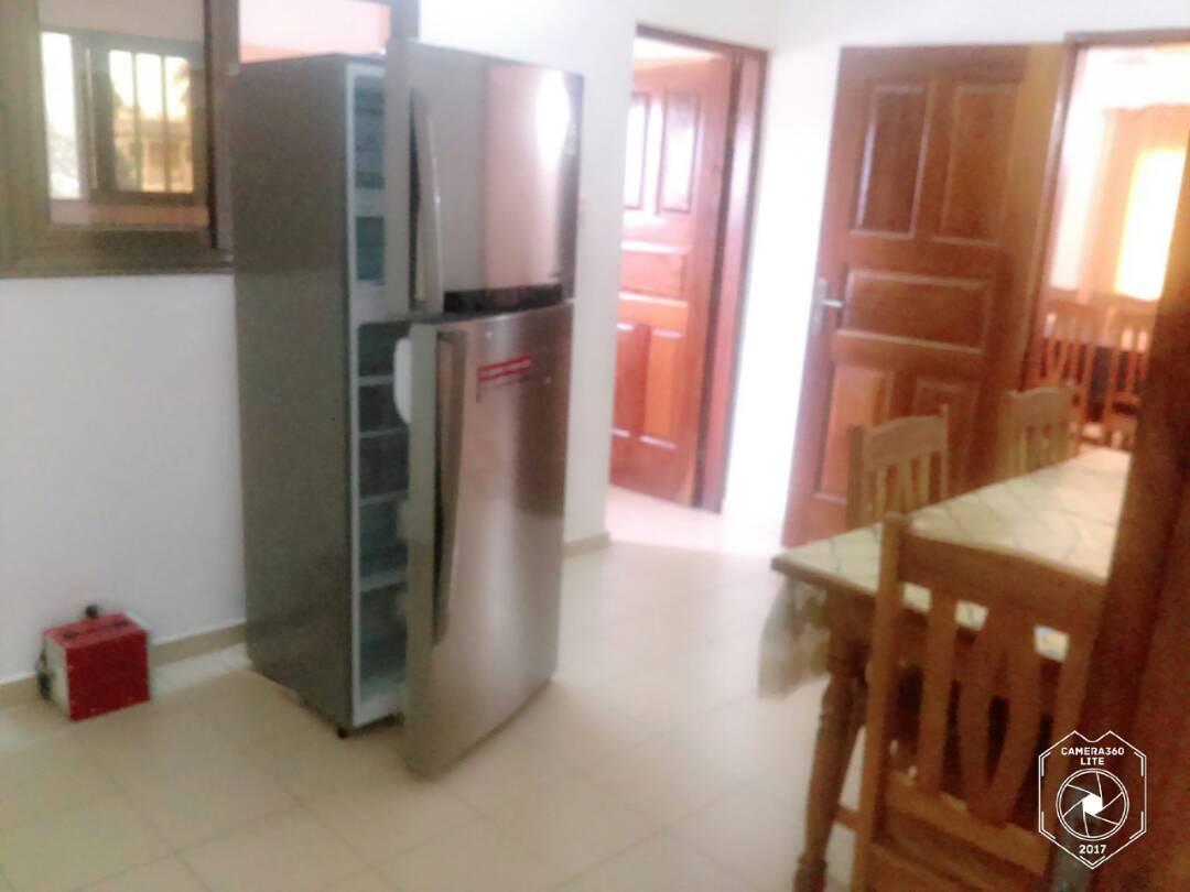 N° 4261 :                             Appartement à louer , Djidjole, Lome, Togo : 450 000 XOF/mois