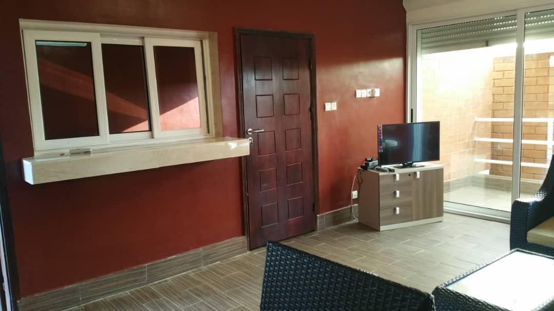 N° 4448 :                         Appartement meublé à louer , Habitat, Aneho, Togo : 250 000 XOF/mois