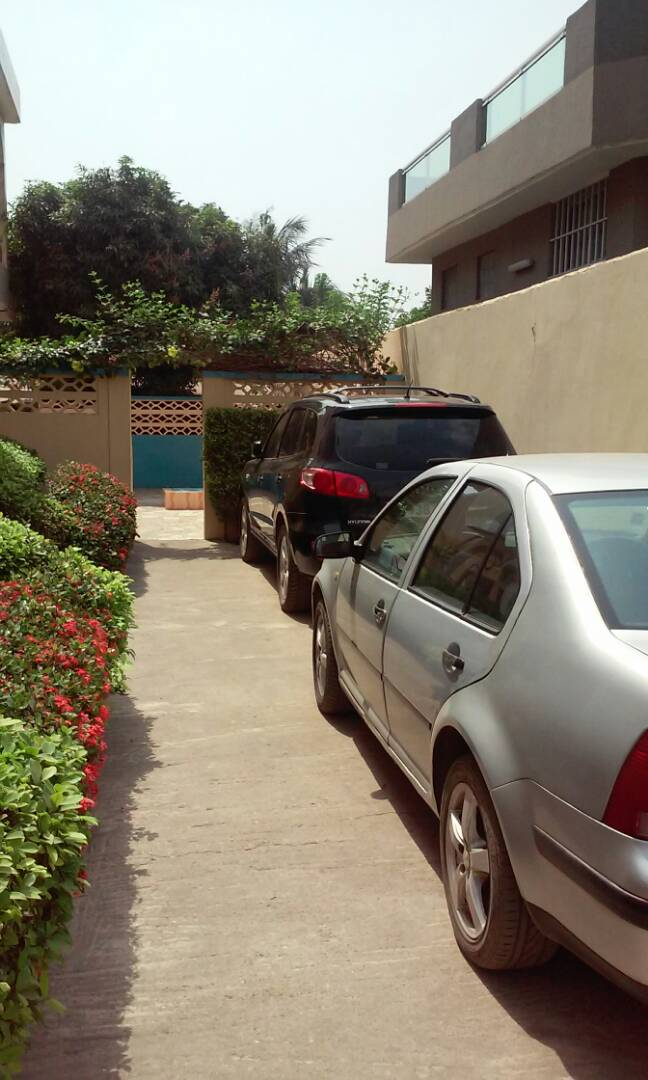 N° 4145 :                             Appartement à louer , Adidogome, Lome, Togo : 250 000 XOF/mois