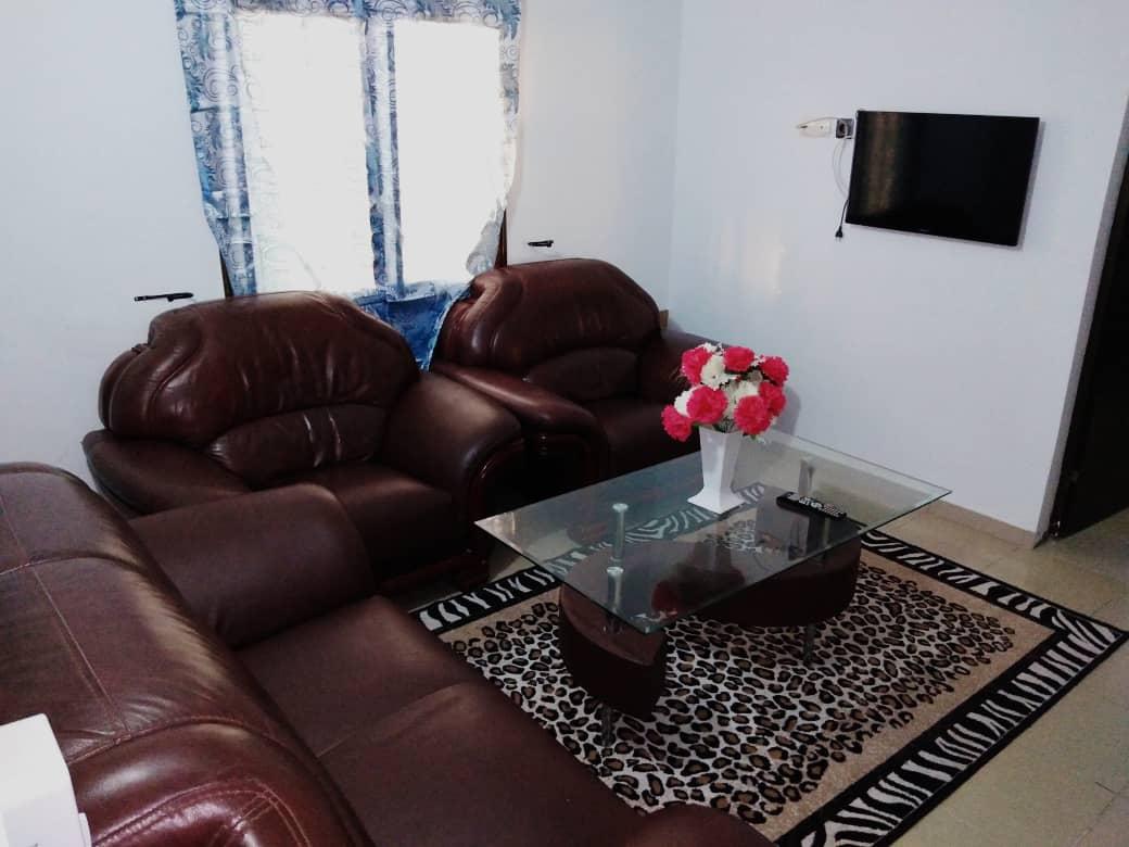 Appartement meublé à louer , Lome, tokoin