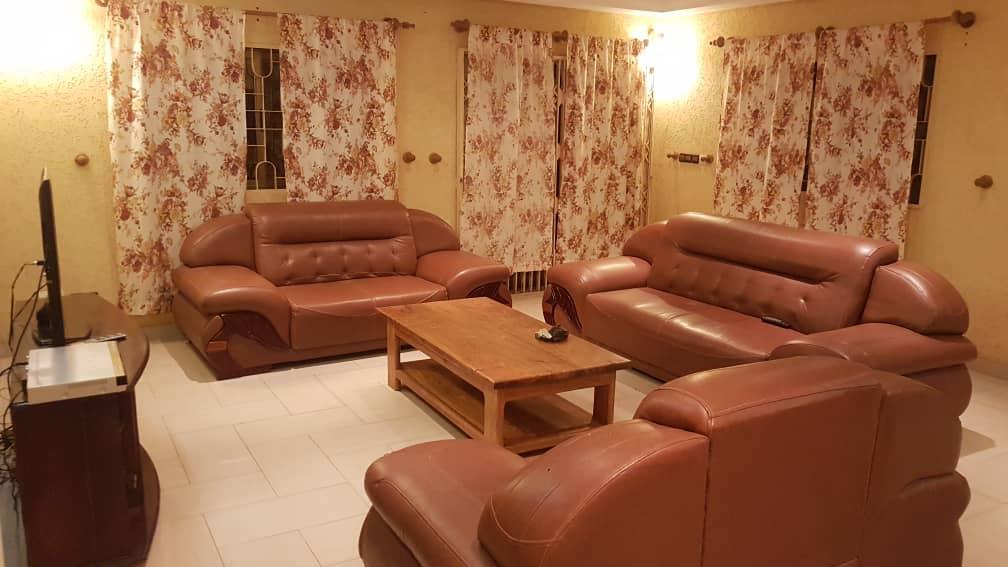 Appartement meublé à louer , Lome, kegue