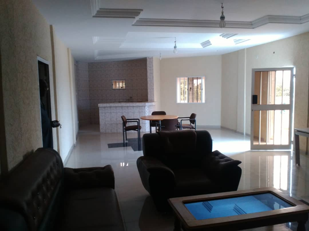 N° 4832 :                         Appartement meublé à louer , Djidjole, Lome, Togo : 350 000 XOF/mois