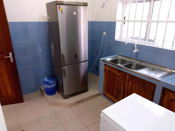 N° 4510 :                             Appartement meublé à louer , Be, Lome, Togo : 300 000 XOF/mois