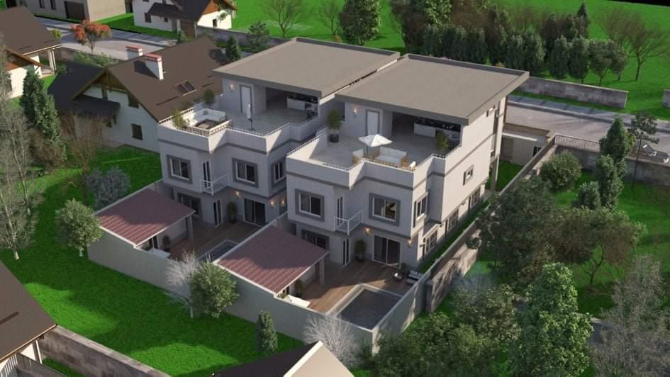 Villa à vendre , forever                         (Non loin du goudron)                     , Lome : 150 000  000 FCFA