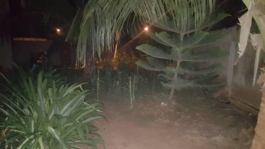 Villa à louer , agoe                         (Anomé plateau)                     , Lome : 100 000 FCFA/mois