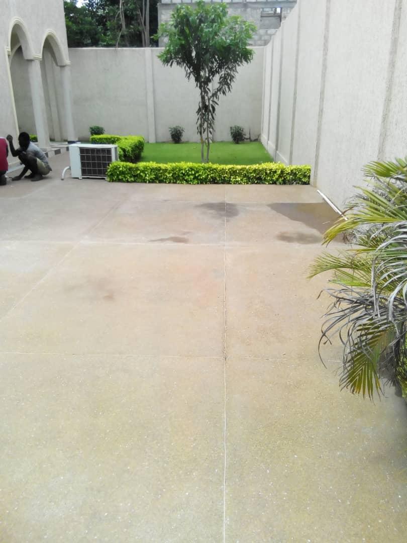 N° 4246 :                             Villa à louer , Be, Lome, Togo : 600 000 XOF/mois