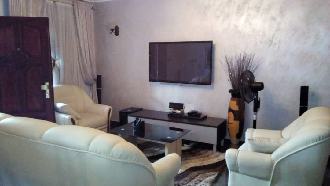 N° 4554 :                             Appartement meublé à louer , Adidogome , Lome, Togo : 600 000 XOF/mois