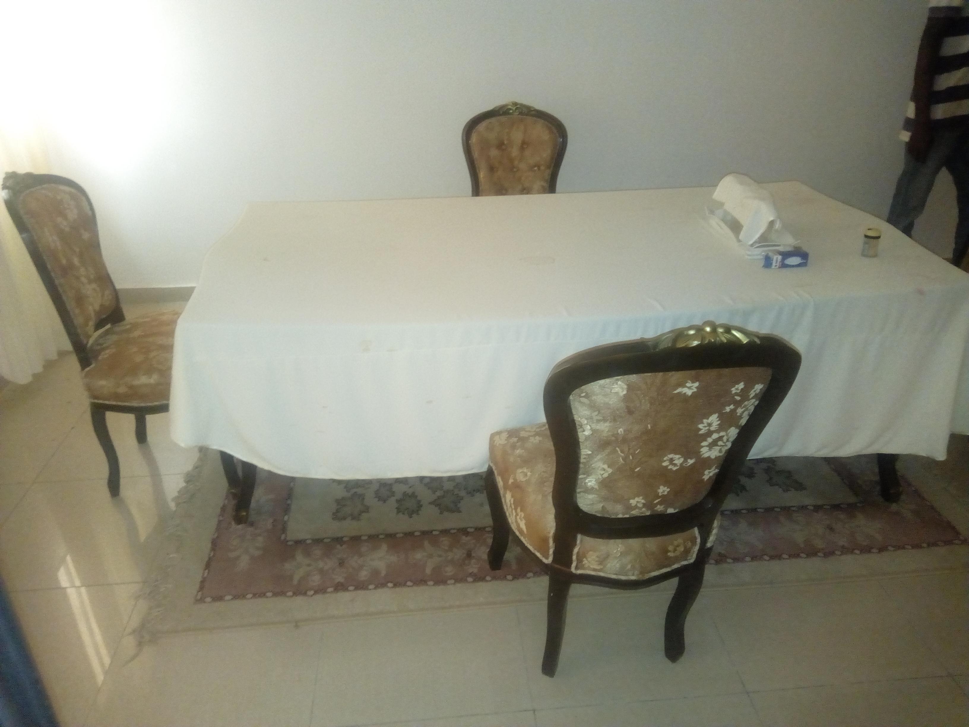 Appartement meublé à louer , glidji                          (Non loin du Goudron)                     , Aneho : 350 000 FCFA/mois