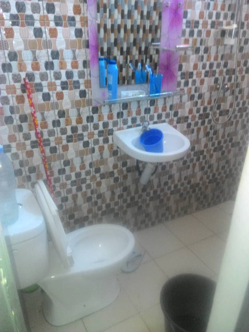 N° 4672 :                             Appartement à louer , Entreprise de l'union , Lome, Togo : 85 000 XOF/mois