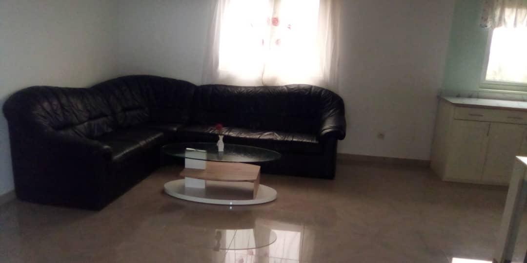 N° 4724 :                             Appartement meublé à louer , Adidogome, Lome, Togo : 250 000 XOF/mois