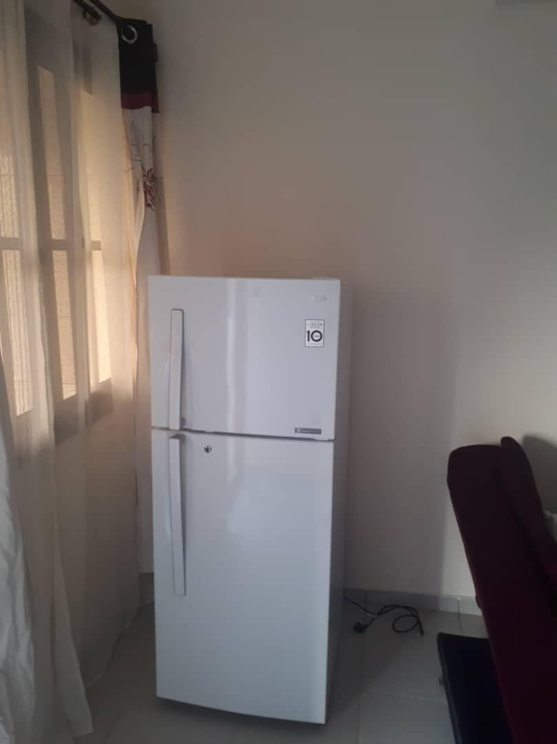 N° 4740 :                             Appartement meublé à louer , Todman, Lome, Togo : 250 000 XOF/mois