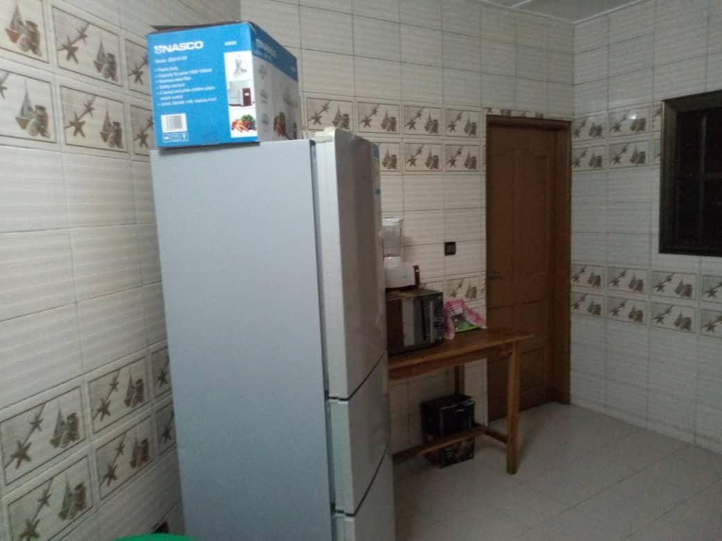 N° 4743 :                             Appartement meublé à louer , Cassablacca , Lome, Togo : 450 000 XOF/mois