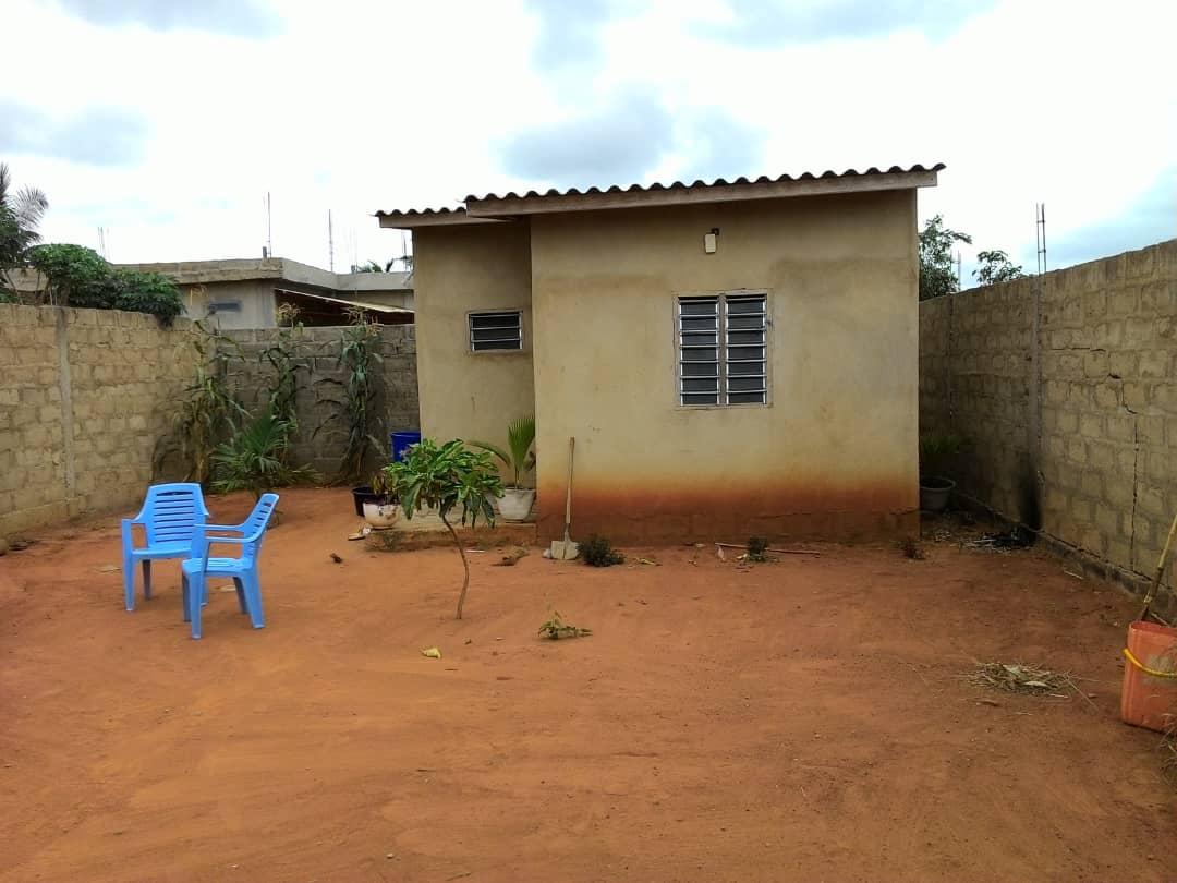 Maison à vendre , adidogome                         (SEGBE AKATO VIÉPÉ 100m du goudron)                     , Lome : 12 000  000 FCFA