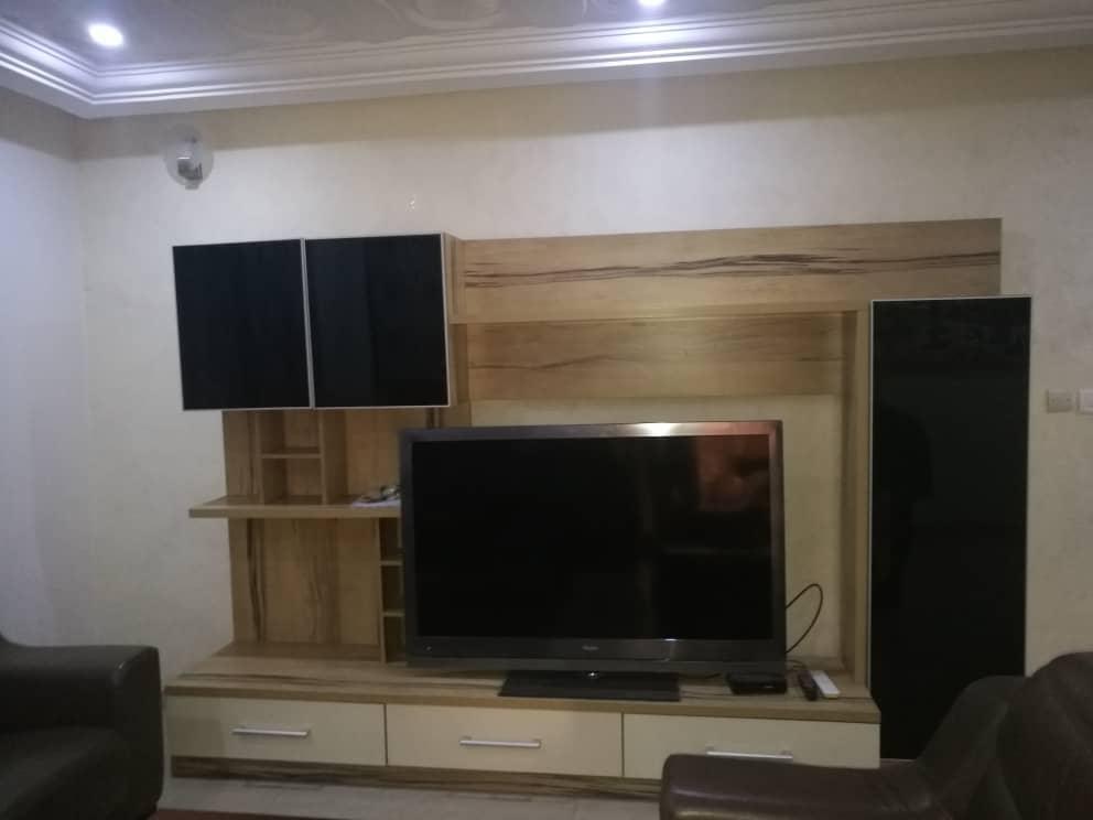 N° 4806 :                             Appartement meublé à louer , Agoe, Lome, Togo : 350 000 XOF/mois