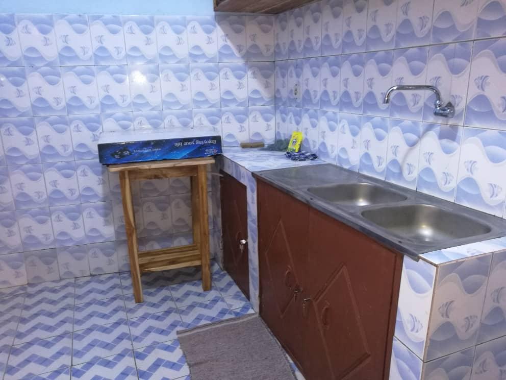 Appartement meublé à louer , agoe sogbossito                     , Lome : 150 000 FCFA/mois