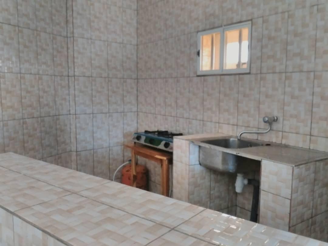 Appartement meublé à louer , djidjole                         (A proximité du Pavé)                     , Lome : 350 000 FCFA/mois