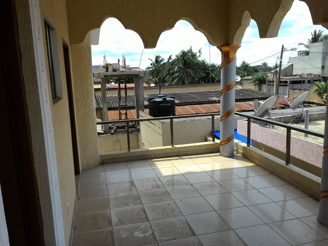 N° 4841 :                             Appartement à louer , Avedji , Lome, Togo : 85 000 XOF/mois