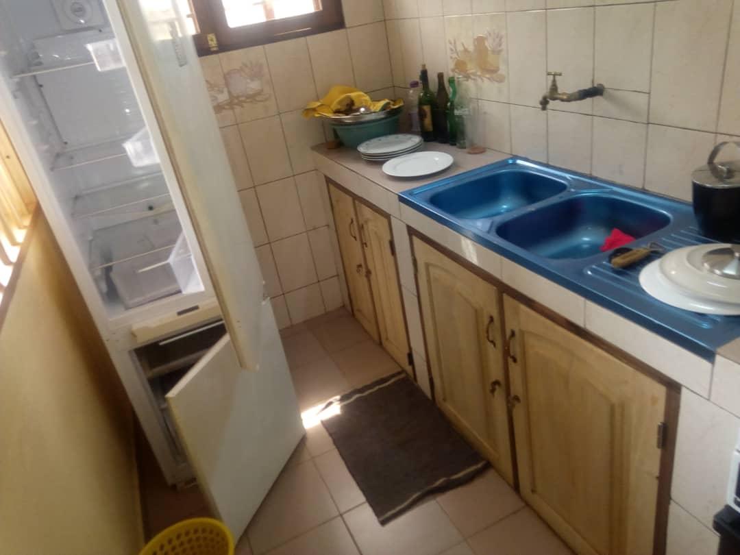 Appartement meublé à louer , adidogome                         (Non loin de l'agence Togocel)                     , Lome : 150 000 FCFA/mois