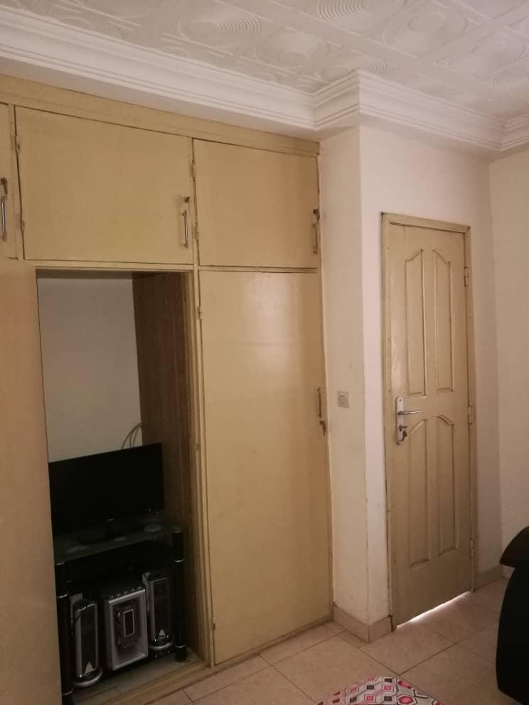 Appartement meublé à louer , agoe                         (à Agoè assiyéyé)                     , Lome : 150 000 FCFA/mois