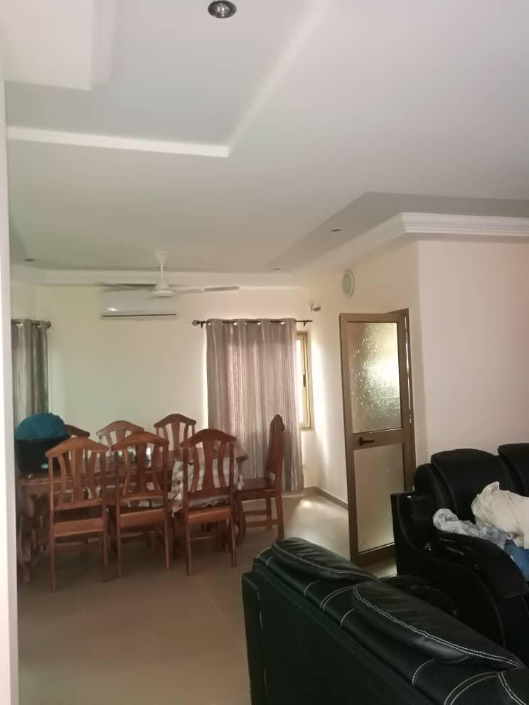 N° 4873 :                             Appartement meublé à louer , Agoe, Lome, Togo : 350 000 XOF/mois