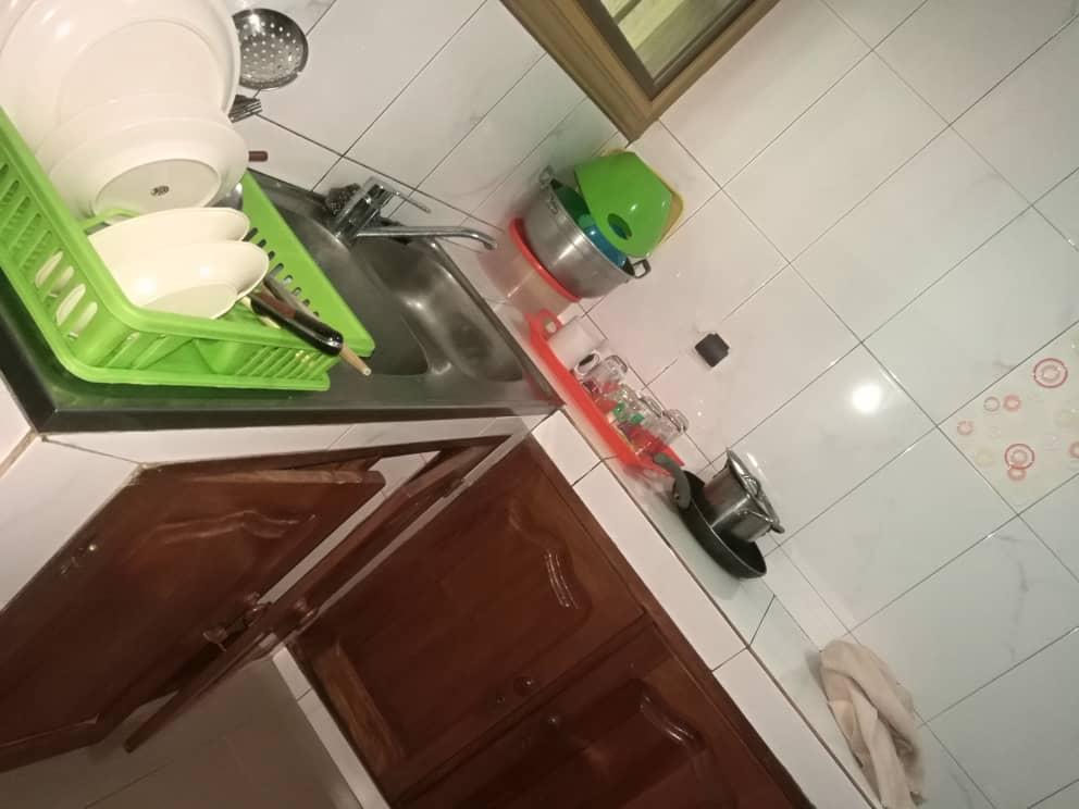 Appartement meublé à louer , agoe                         (A agoè koffi panou)                     , Lome : 250 000 FCFA/mois