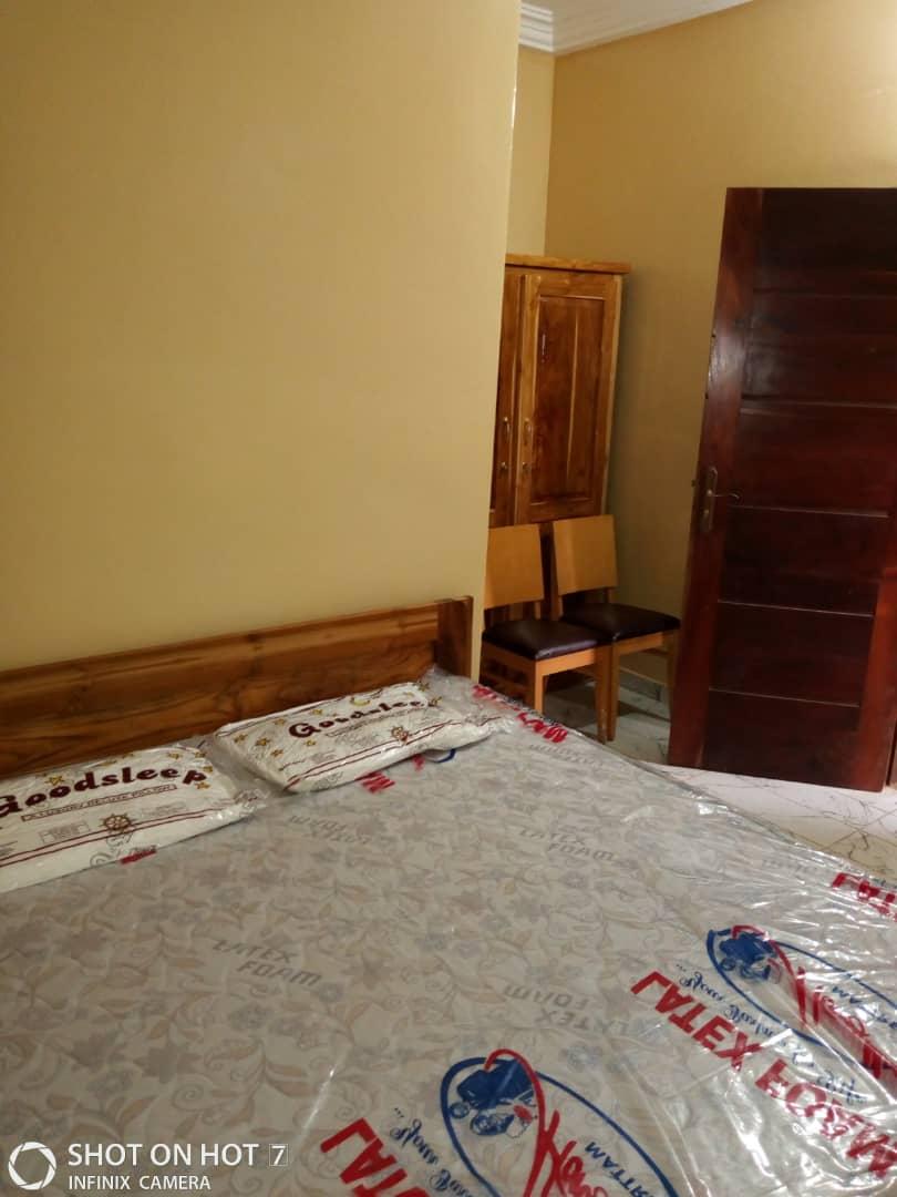 Appartement meublé à louer , adidogome                         (CARREFOUR AISED)                     , lomé : 200 000 FCFA/mois