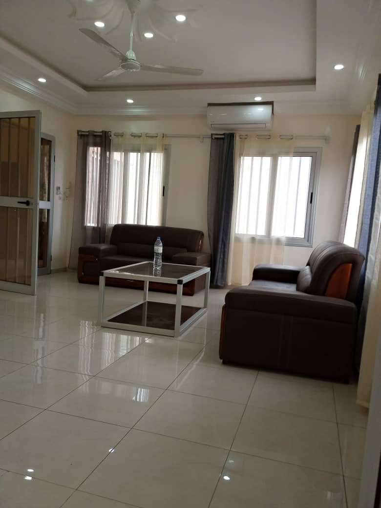 N° 4910 :                             Appartement meublé à louer , Wognome, Lome, Togo : 180 000 XOF/mois