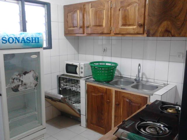 N° 5075 :                             Villa meublée à louer , Kegue, Lome, Togo : 350 000 XOF/mois
