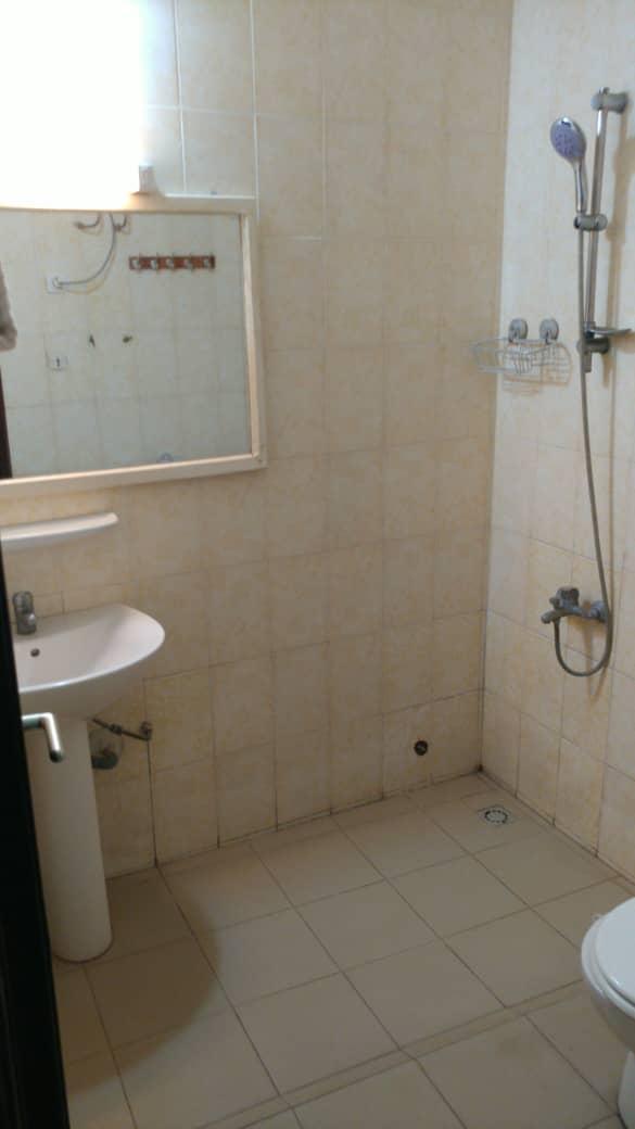 N° 5102 :                             Appartement meublé à louer , Tokoin, Lome, Togo : 300 000 XOF/mois