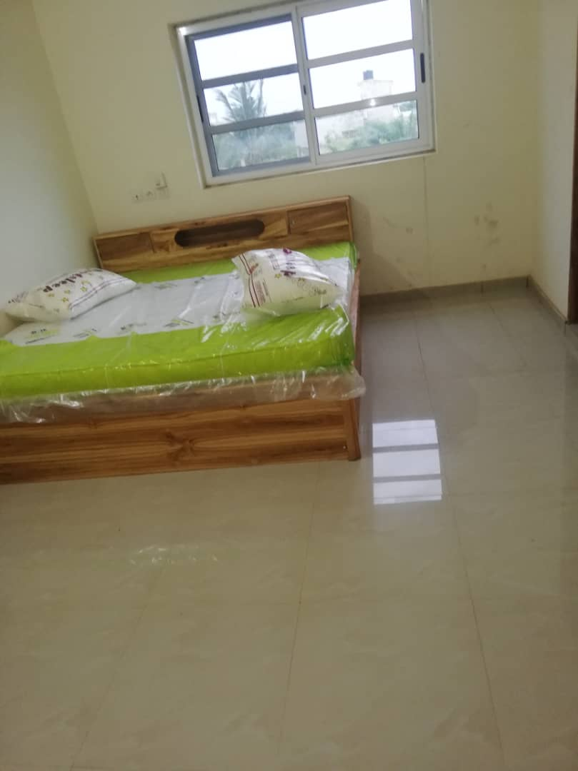 N° 5138 :                             Appartement meublé à louer , Agoe legbassito anhonkpoe , Lome, Togo : 200 000 XOF/mois