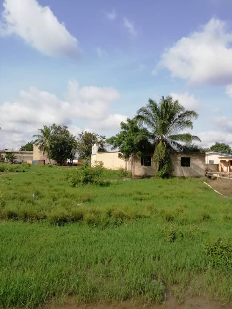 N° 5139 :                             Terrain à vendre , Agoe togble, Lome, Togo : 6 500  000 XOF/vie