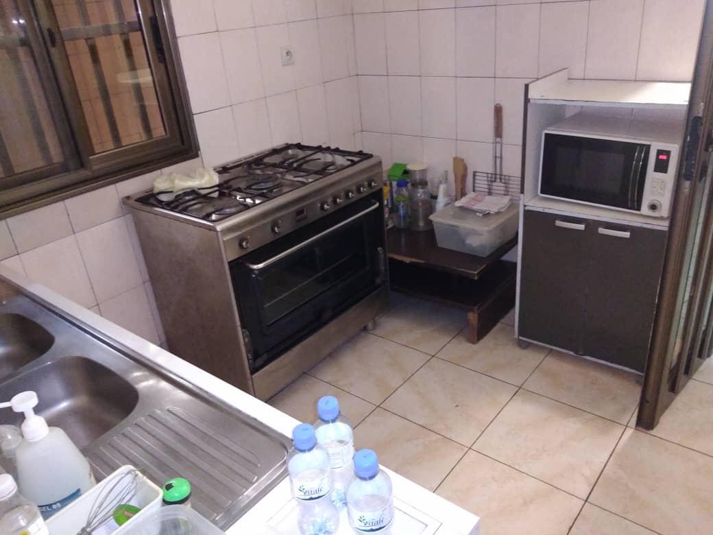 N° 5155 :                             Appartement meublé à louer , Agoe anome , Lome, Togo : 300 000 XOF/mois
