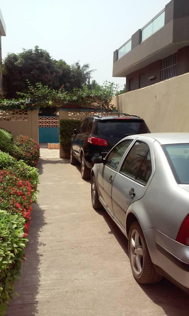 N° 4426 :                             Appartement meublé à louer , Avenou, Lome, Togo : 350 000 XOF/mois