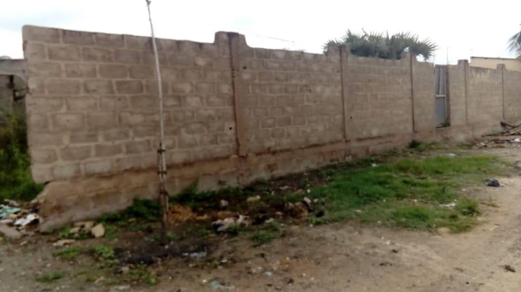 Terrain à vendre , agoe                         (Zongo)                     , Lome : 11 000  000 FCFA