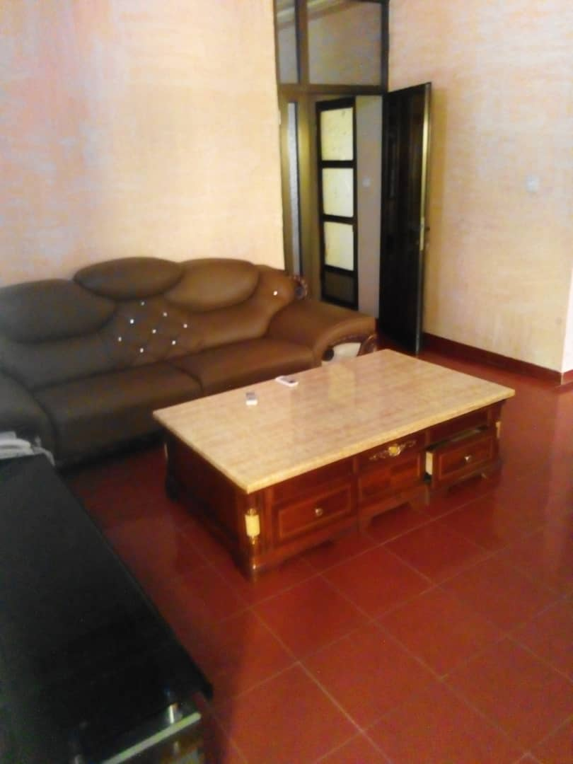 N° 4512 :                             Appartement meublé à louer , Be, Lome, Togo : 350 000 XOF/mois