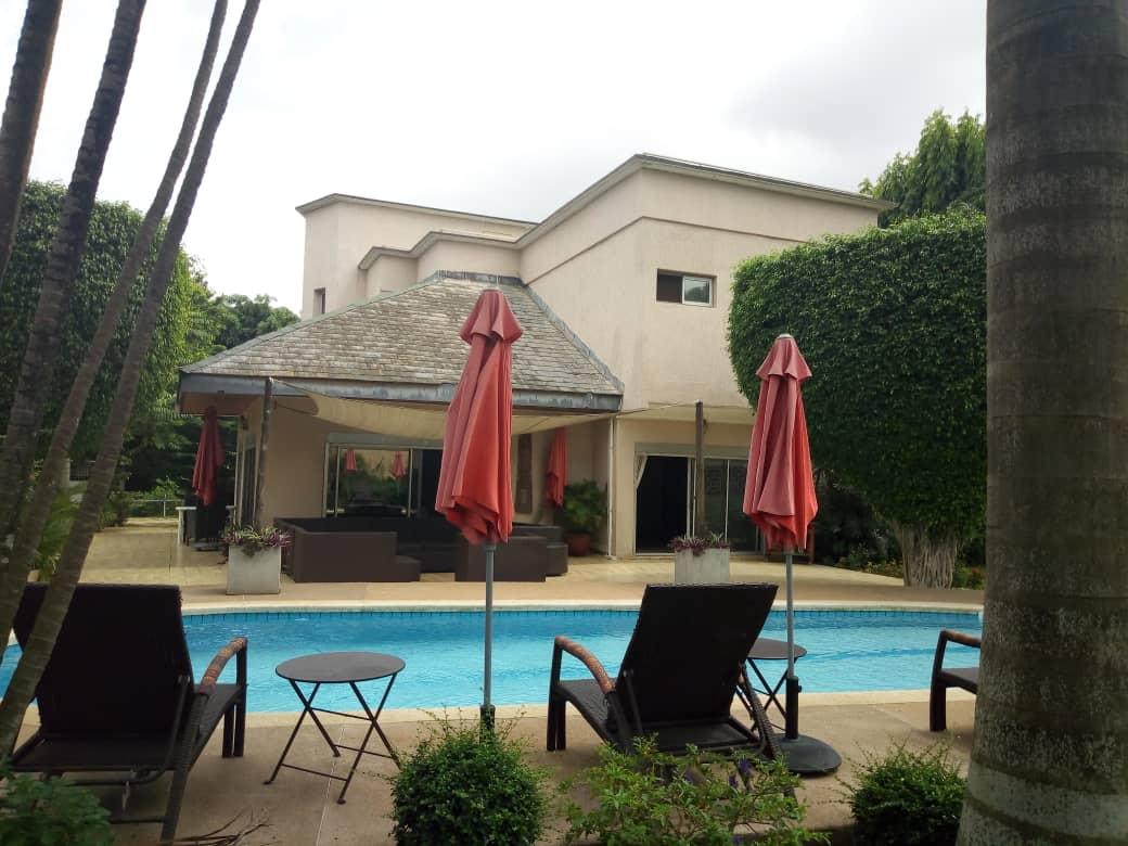 Villa meublée à louer , Lome, gblinkome