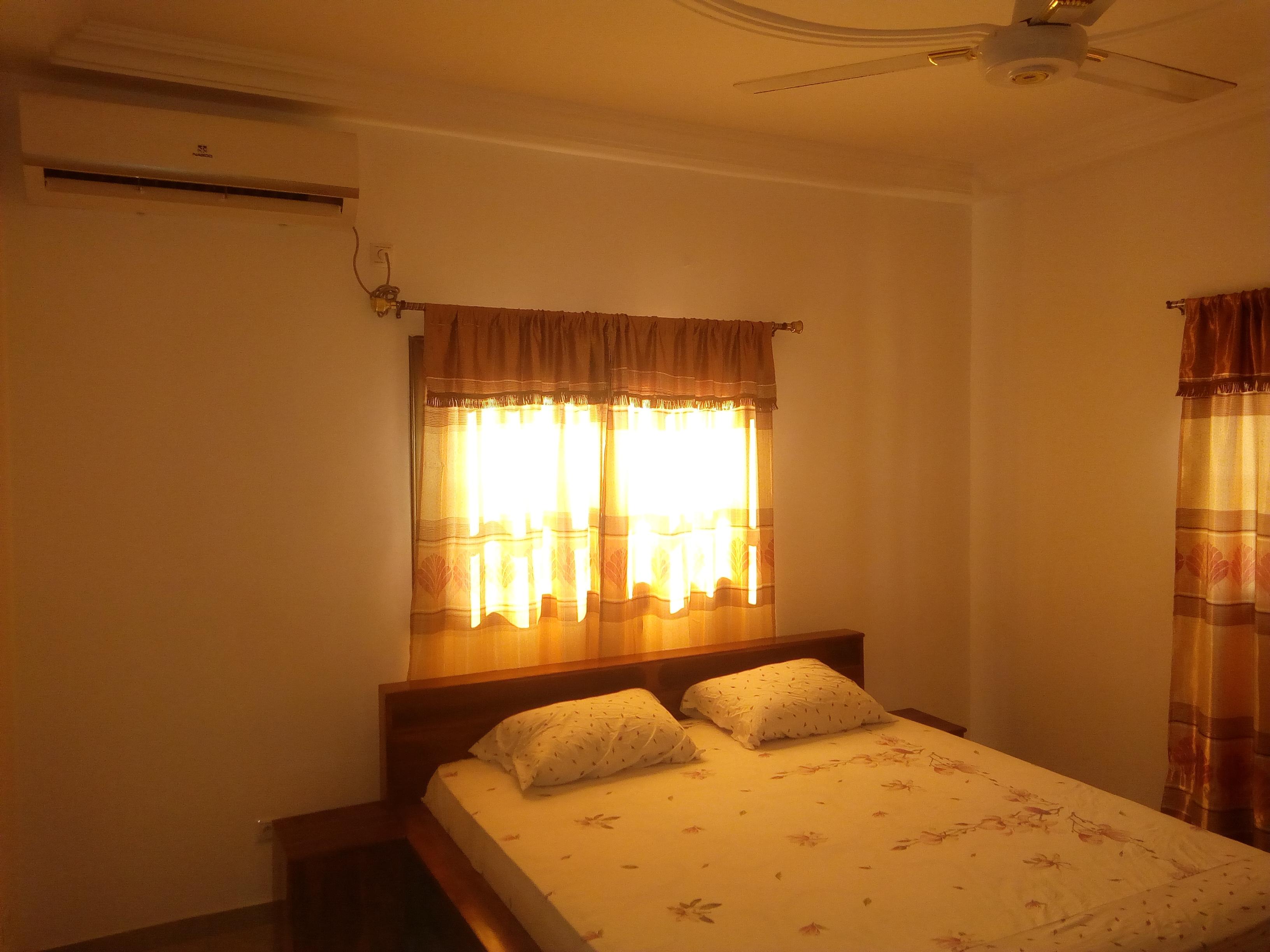 Appartement meublé à louer , tokoin                         (Non loin du Goudron)                     , Lome : 450 000 FCFA/mois