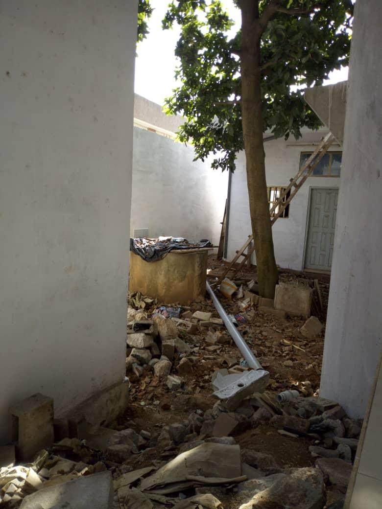 N° 4386 :                             Villa à louer , Agoe plateau, Lome, Togo : 250 000 XOF/mois