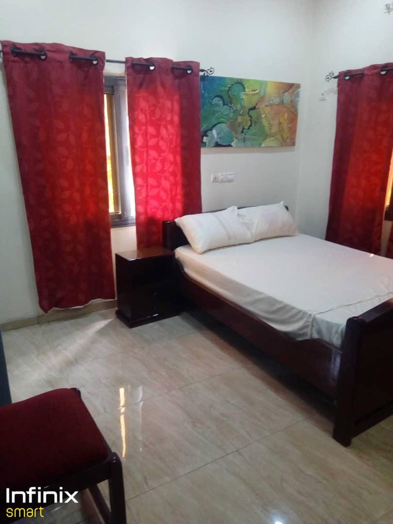 Appartement meublé à louer , Lome, hedranawoe