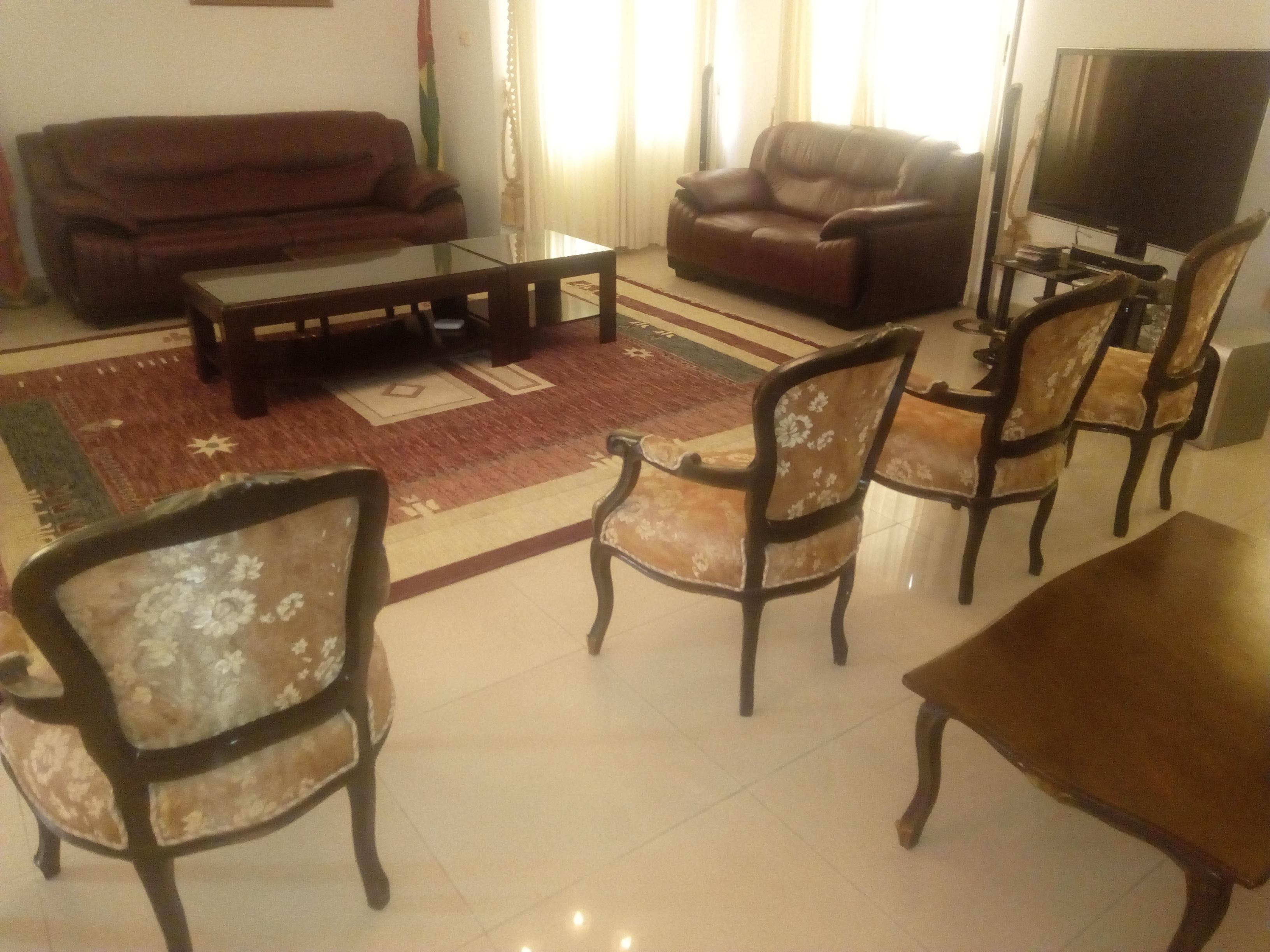 Appartement meublé à louer , Aneho, glidji