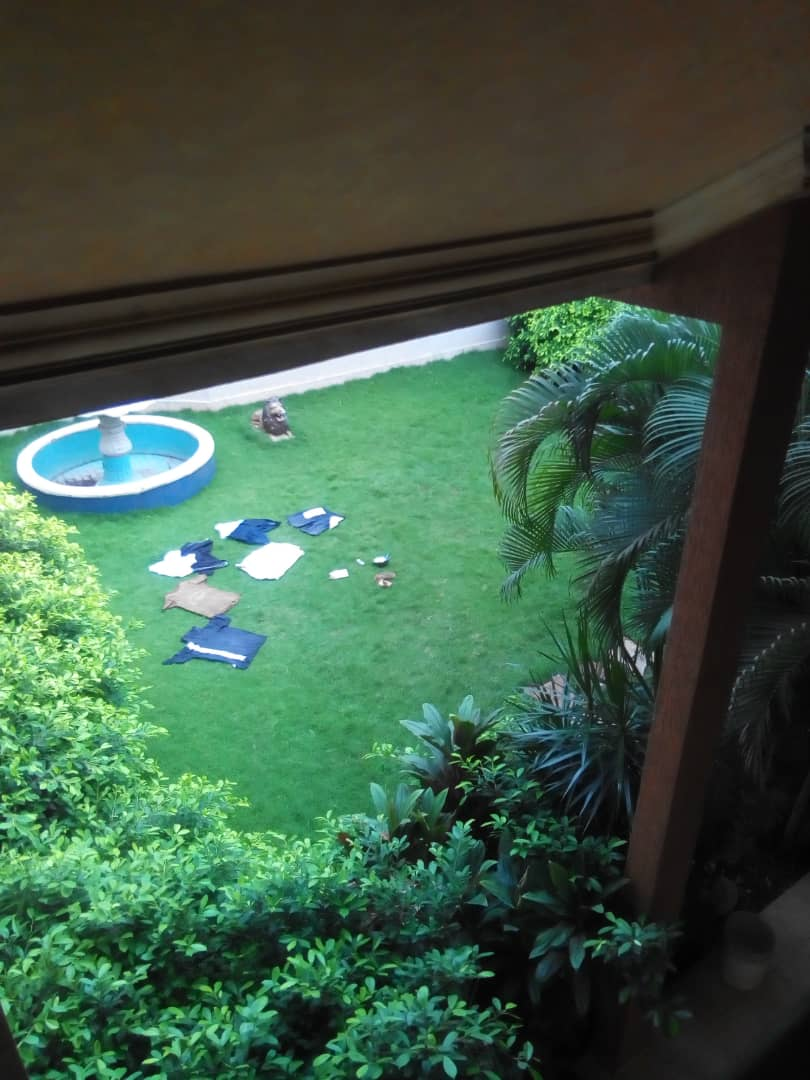 N° 4511 :                             Villa meublée à louer , Hedzranawoe, Lome, Togo : 850 000 XOF/mois