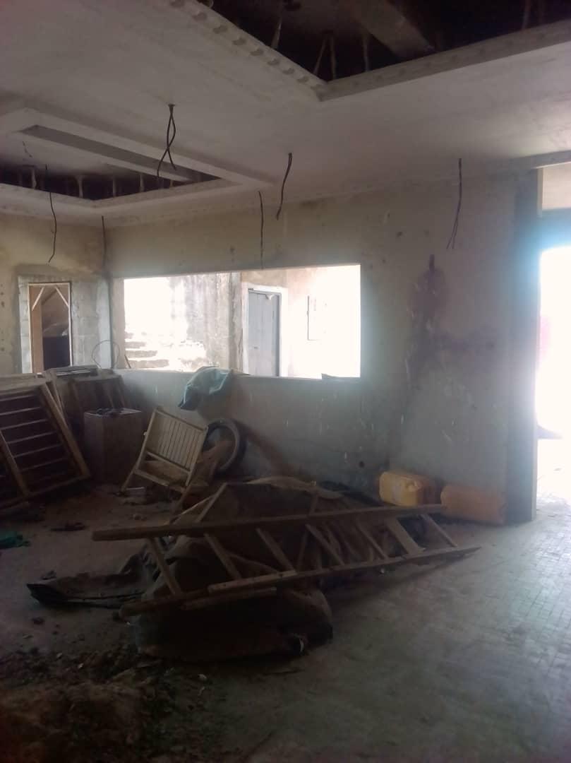 N° 4547 :                             Maison à vendre ,  totsi, Lome, Togo : 150 000  000 XOF/vie