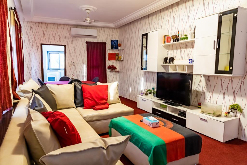N° 4983 :                         Appartement meublé à louer , Adidogome, Lome, Togo : 350 000 XOF/mois