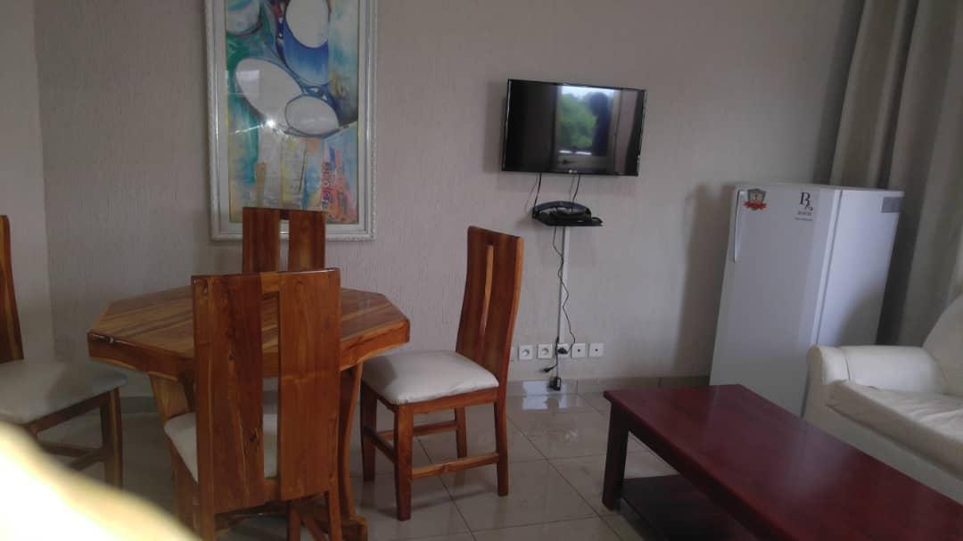 N° 4580 :                             Appartement meublé à louer , Tokoin, Lome, Togo : 350 000 XOF/mois